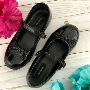 Stride Rite Black Mary Jane Shoes